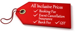 All Inclusive Prices