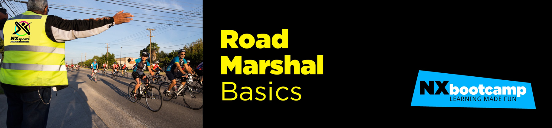 road marshal basics course