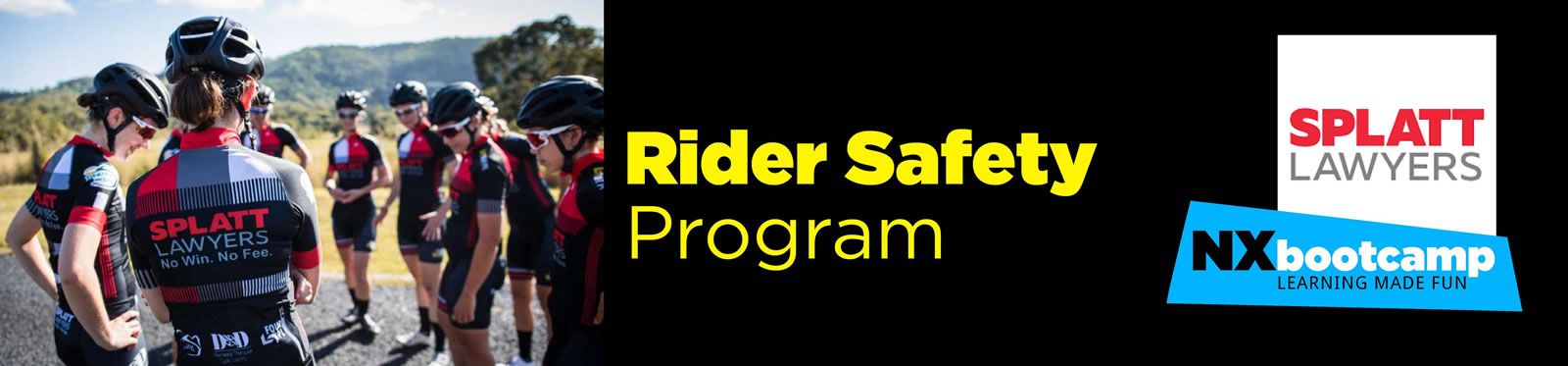 Splatt Lawyers Rider Safety Program