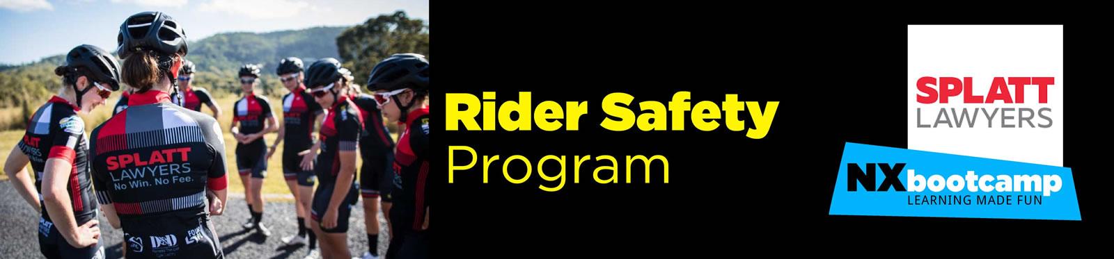 Splatt Lawyers Rider Safety Program