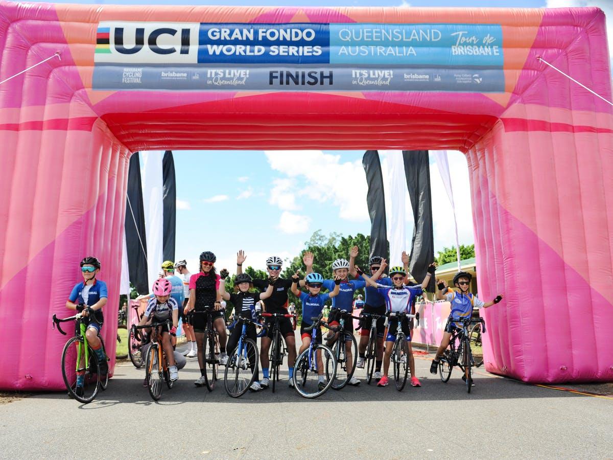 Tour de Brisbane community ride